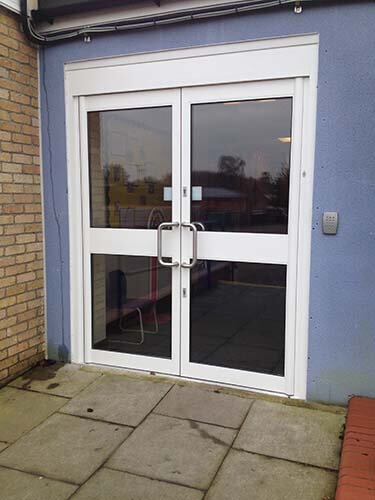 Manual Swing Doors