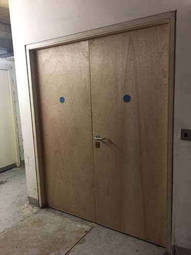 Replacement FD30 Fire Rated Doors
